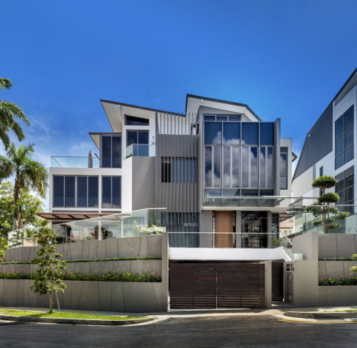 Boscombe Road Bungalow Residential Development Singapore