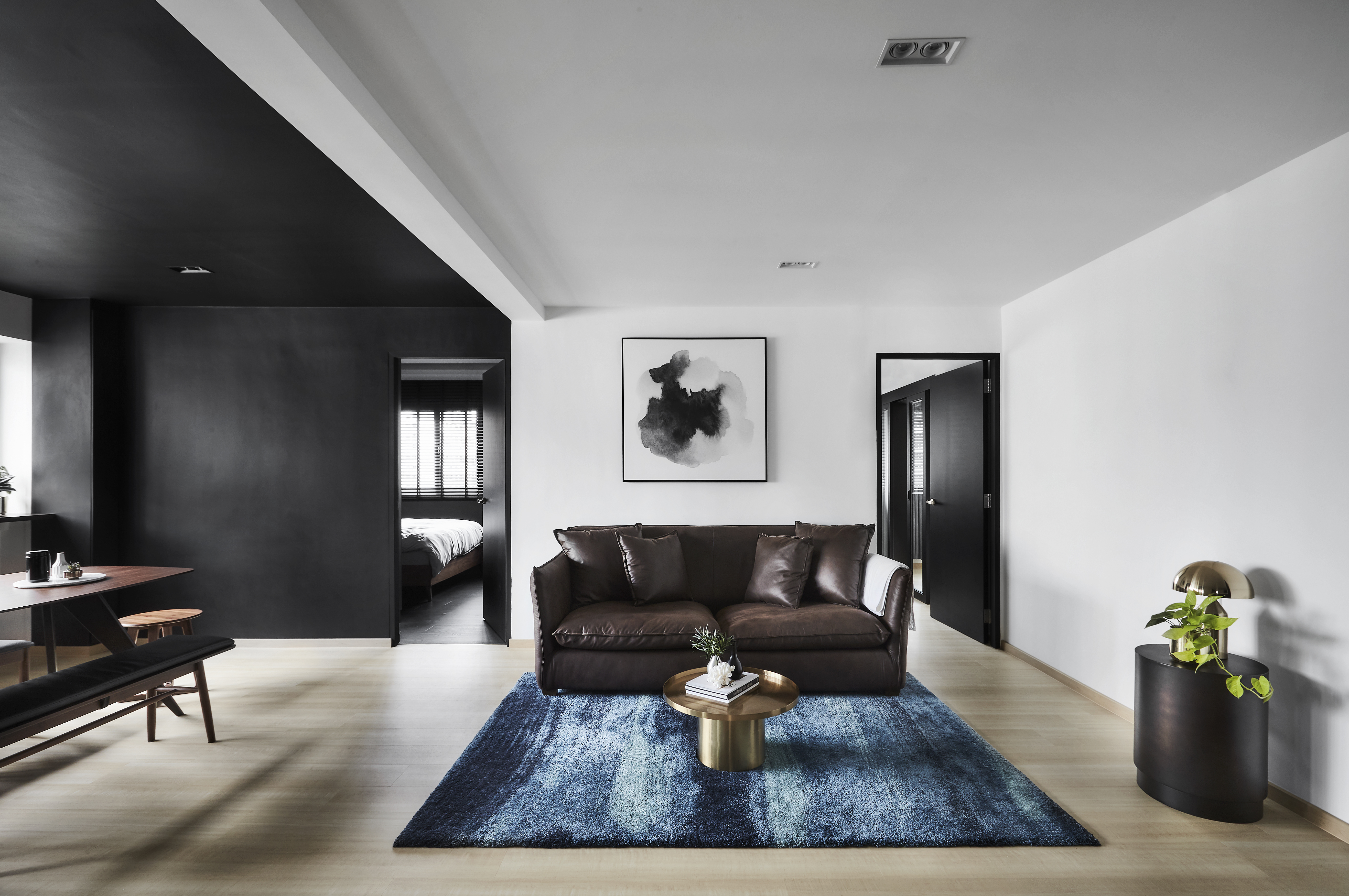 How to Add Black to Your Home Interior In Singapore