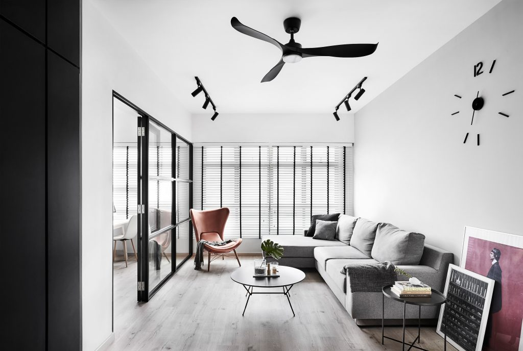 Looks To Steal: 5 Stunning Scandinavian Interior Designs In Singapore
